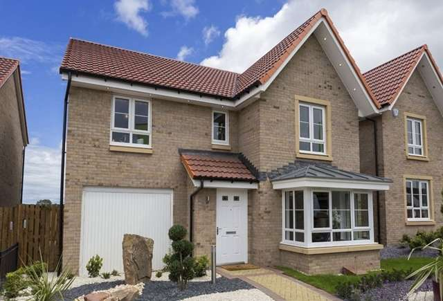 3 Bedrooms Semi-detached Villa House for sale in Highland Gate, Kildean Road, Stirling, FK8 1TB