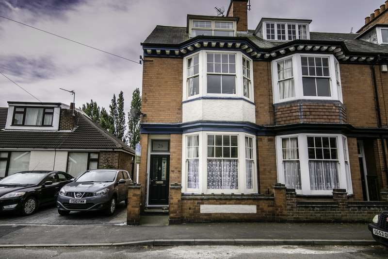 4 Bedrooms End Of Terrace House for sale in Bruxby Street, Leicester, Leicestershire, LE7