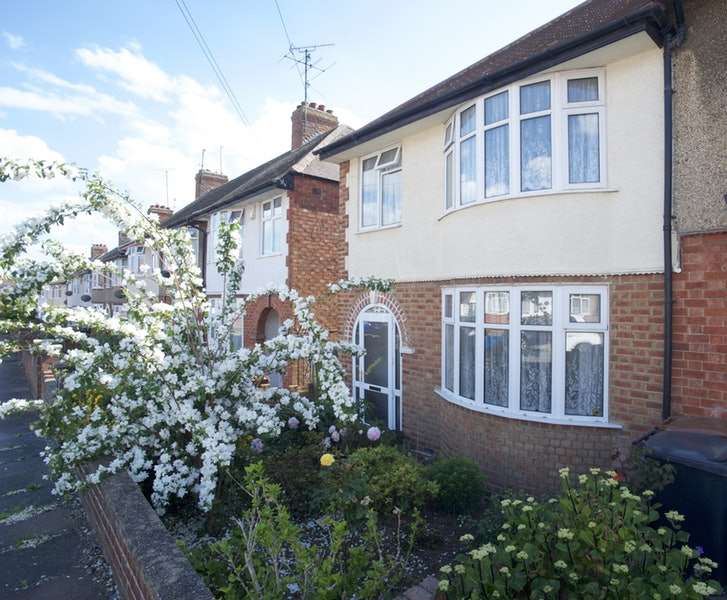 2 Bedrooms End Of Terrace House for sale in Lyncroft Way, Northampton, Northamptonshire, NN2