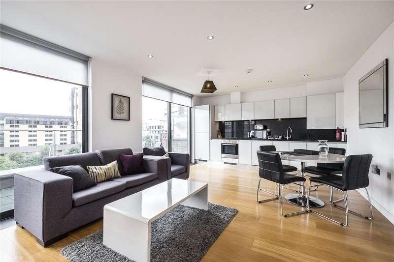 2 Bedrooms Flat for sale in Lattice House, 20 Alie Street, Aldgate, E1