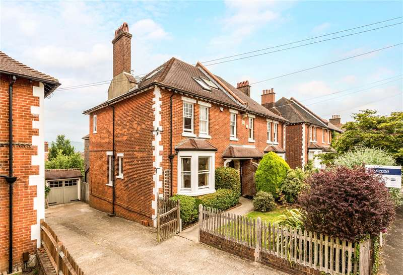 5 Bedrooms Semi Detached House for sale in Belmont Road, Reigate, Surrey, RH2