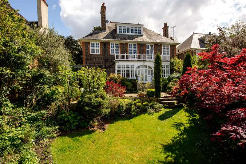 7 Bedrooms Detached House for sale in Arthur Road, London, SW19