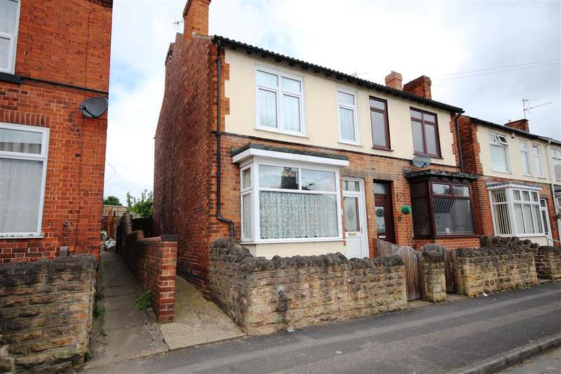 3 Bedrooms Semi Detached House for sale in Whitworth Road, Ilkeston