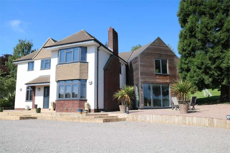 4 Bedrooms Detached House for sale in Archfield House, Station Road, Wickwar, South Gloucestershire