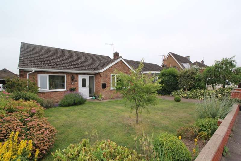 2 Bedrooms Detached Bungalow for sale in Middlebrook Road, Lincoln, LN6