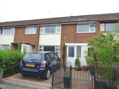 4 Bedrooms Terraced House for sale in Cottam Avenue, Ingol, Preston, Lancashire, PR2