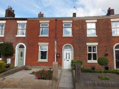 3 Bedrooms Terraced House for sale in Stanifield Lane, Farington, Leyland