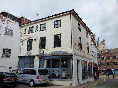 1 Bedroom Flat for sale in St. Aldate Street, Gloucester, Gloucestershire, United Kingdom