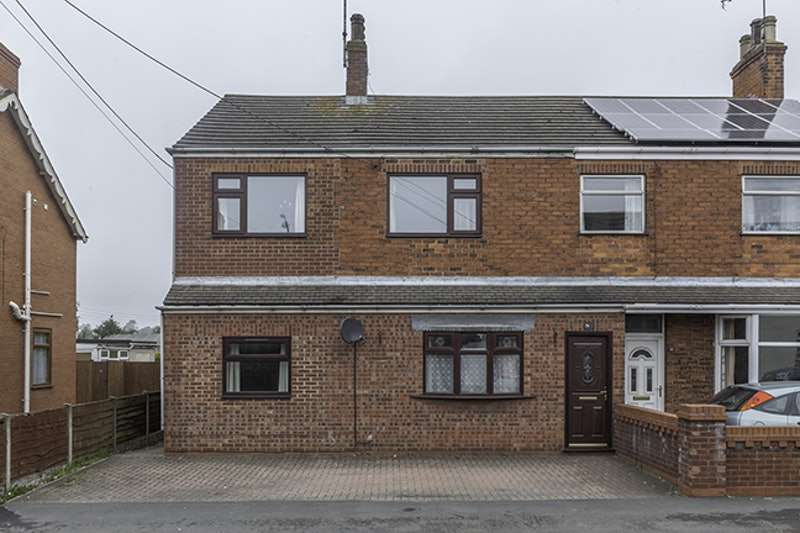 4 Bedrooms Semi Detached House for sale in victoria road, barnetby, Lincolnshire, DN38