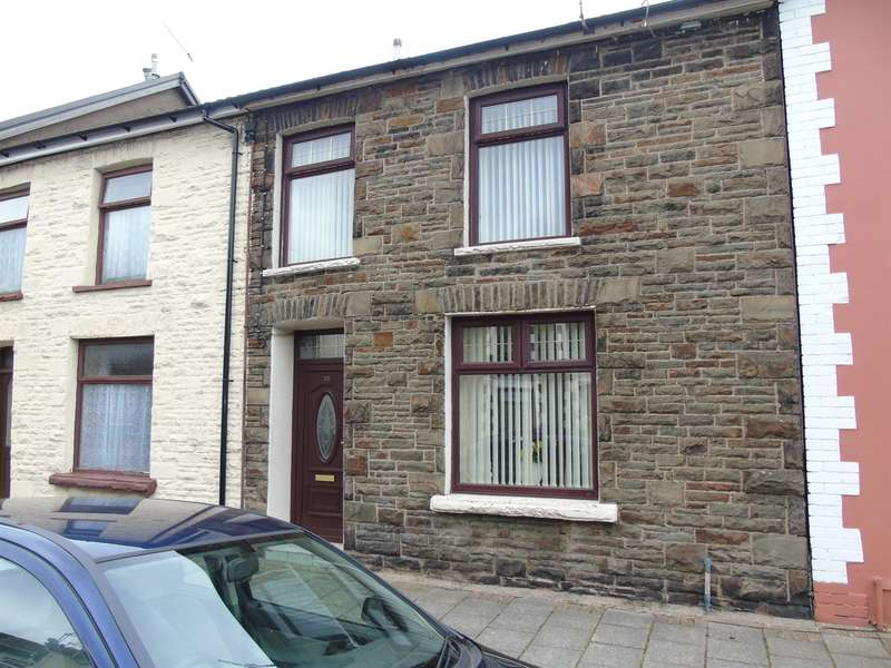 2 Bedrooms Terraced House for sale in Partridge Road, Tonypandy