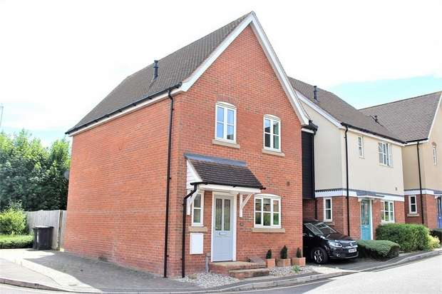 3 Bedrooms Link Detached House for sale in Dunmow, Essex