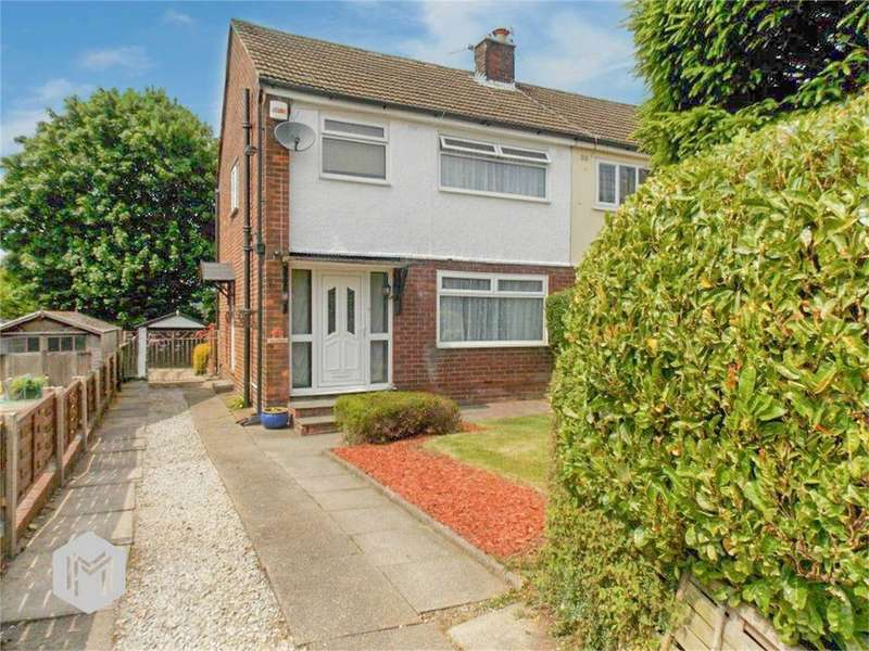 3 Bedrooms Semi Detached House for sale in Seaford Road, Harwood, Bolton, Lancashire