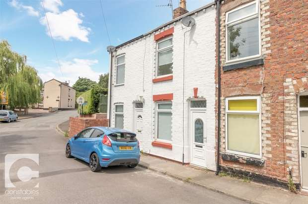 2 Bedrooms Terraced House for sale in Eldon Terrace, Neston, Cheshire
