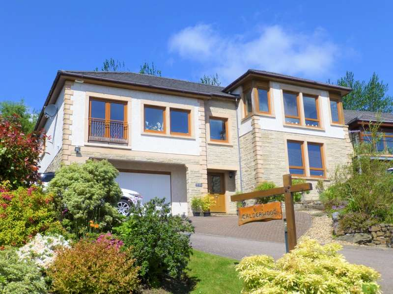 3 Bedrooms Detached House for sale in 2 Calderwood, Innellan, Dunoon, PA23 7QA
