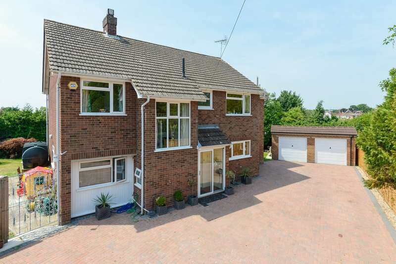 5 Bedrooms Detached House for sale in Fir Court, Hythe Road, Willesborough, Ashford, TN24