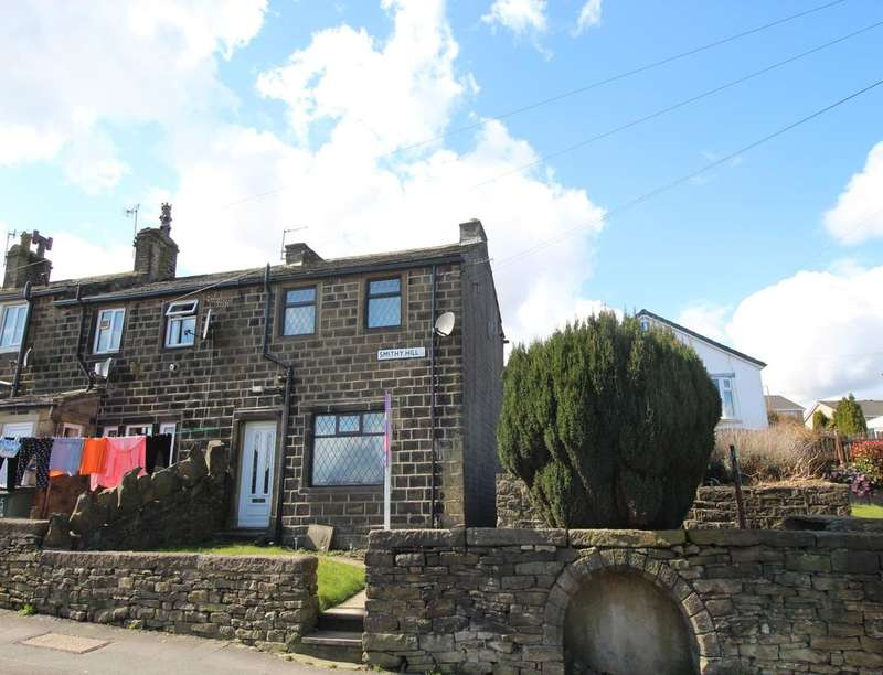 2 Bedrooms Property for sale in Smithy Hill, Oakworth, Keighley, BD22