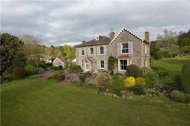 5 Bedrooms Detached House for sale in Cleeve Hall, Cleeve Hill Road, Cleeve, Bristol BS49