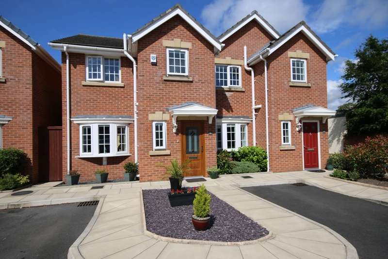 3 Bedrooms Semi Detached House for sale in Aspen Gardens, Southport