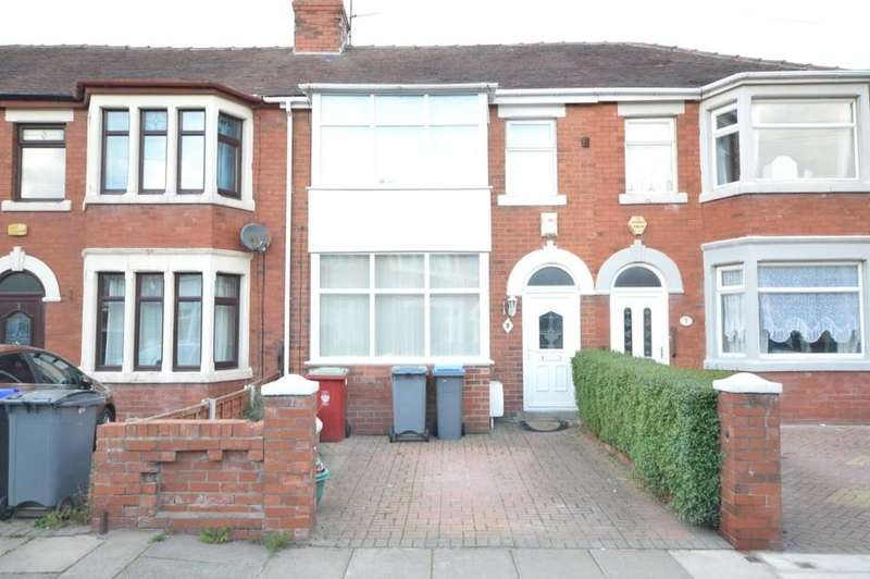 3 Bedrooms Terraced House for sale in Senior Avenue, Marton