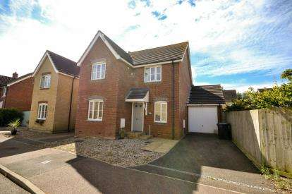 4 Bedrooms Detached House for sale in St Lawrence, Southminster, Essex