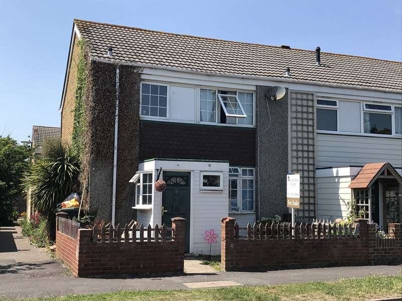 3 Bedrooms End Of Terrace House for sale in Elmore Road, Lee-On-The-Solent