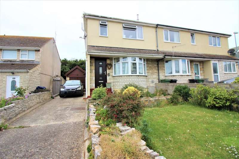 3 Bedrooms Semi Detached House for sale in High Street, Wyke Regis, Weymouth, Dorset, DT4 9NU