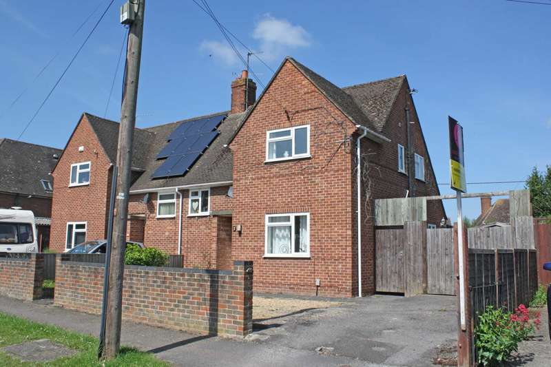 3 Bedrooms Semi Detached House for sale in Sinodun Road, Didcot