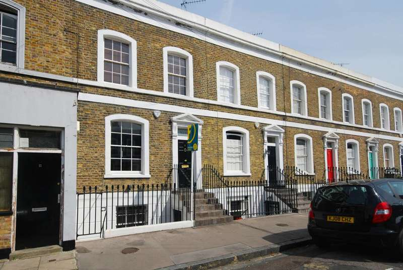 3 Bedrooms Terraced House for rent in Mary Street, Islington, N1