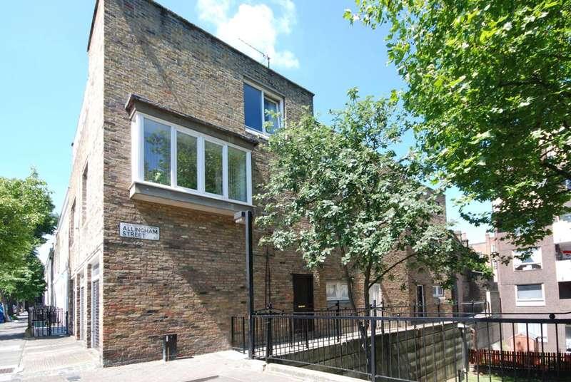 3 Bedrooms Terraced House for rent in Allingham Street, Angel, N1