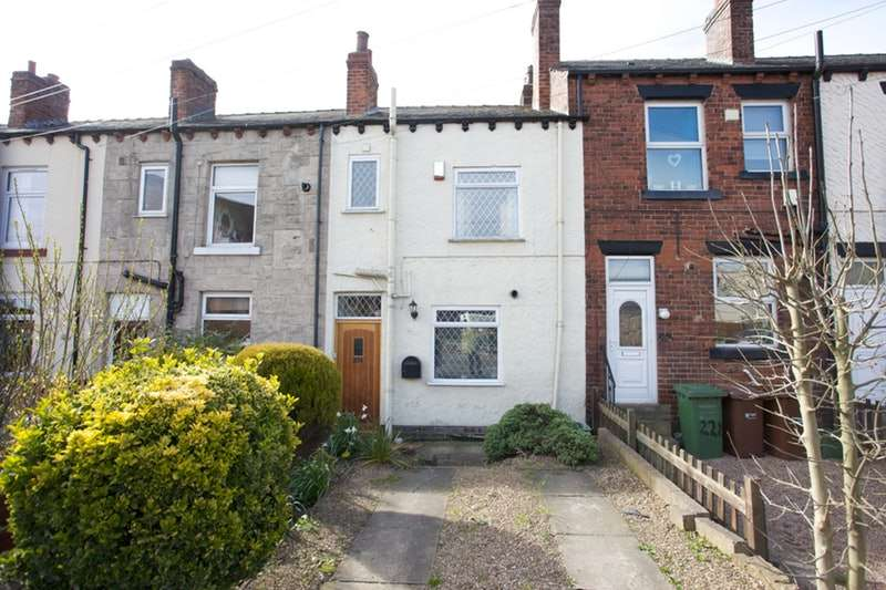 2 Bedrooms Terraced House for sale in Canal Lane, Wakefield, West Yorkshire, WF3