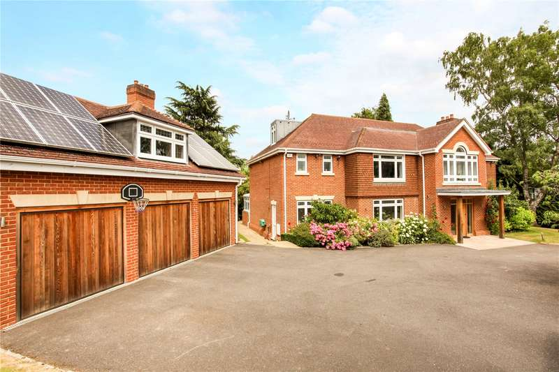 6 Bedrooms Detached House for sale in Queens Hill Rise, Ascot, Berkshire, SL5