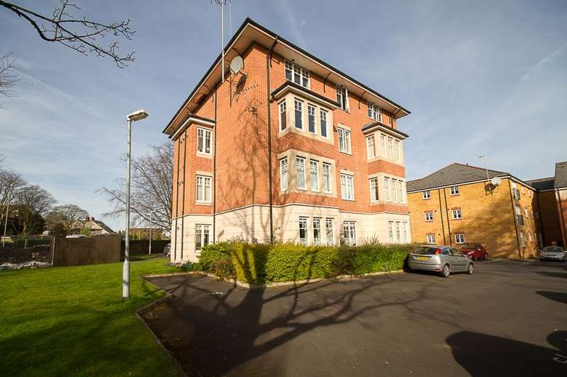 2 Bedrooms Apartment Flat for sale in Davenham Court, Wavertree, L15