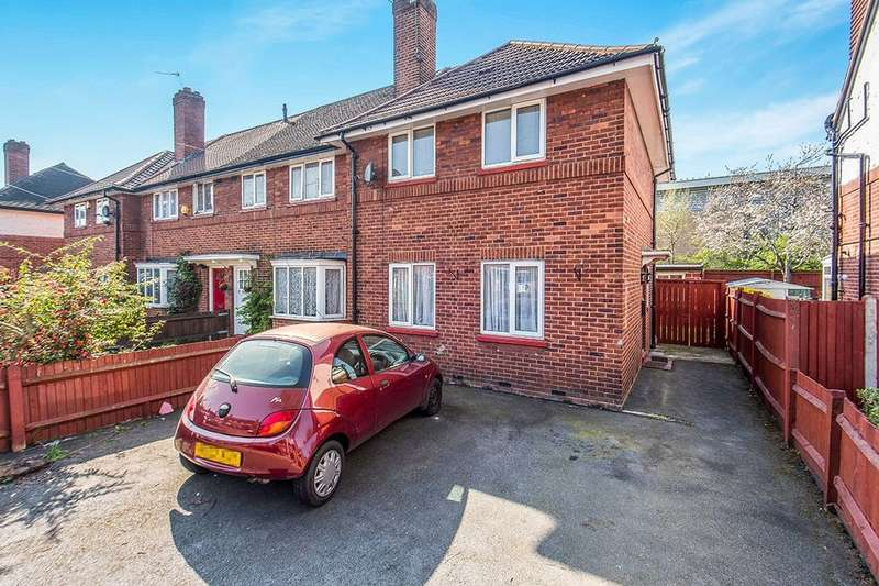3 Bedrooms Semi Detached House for sale in Marlow Crescent, Twickenham, TW1