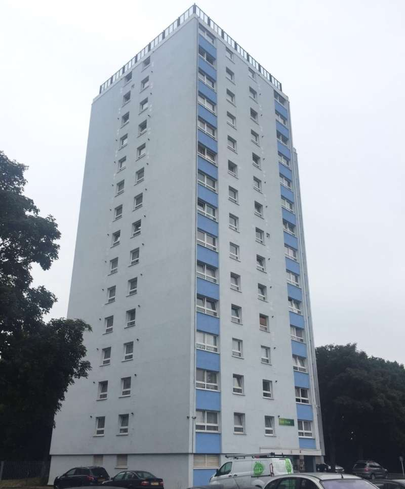 2 Bedrooms Apartment Flat for sale in Slade House, Edgar Road, Whitton, Hounslow, Middlesex, TW4 5QF