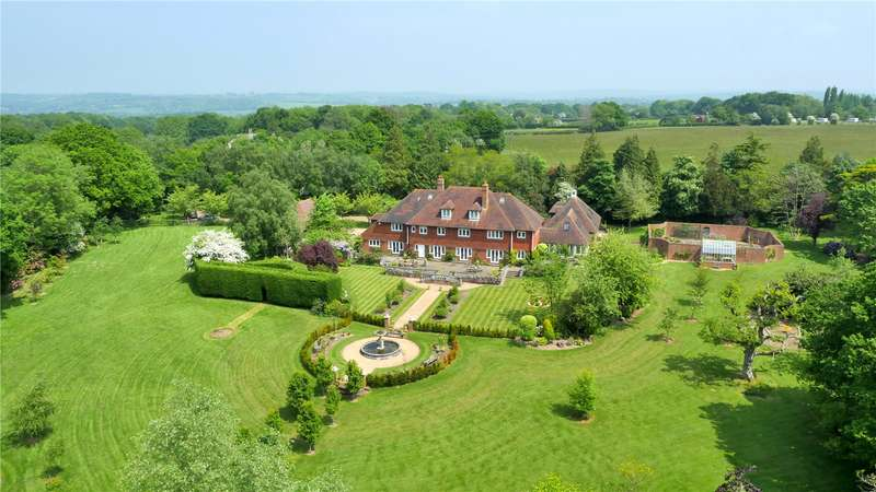 8 Bedrooms Detached House for sale in Newbury Lane, Wadhurst, East Sussex, TN5