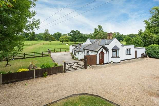 Detached House for sale in North Lodge, Iver Lane, IVER, Buckinghamshire