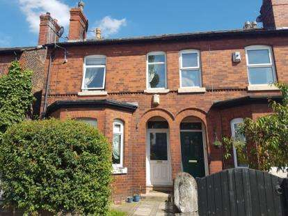 2 Bedrooms Terraced House for sale in Manchester Road, Altrincham, Greater Manchester