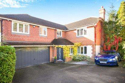 5 Bedrooms Detached House for sale in Croft Close, Congleton, Cheshire