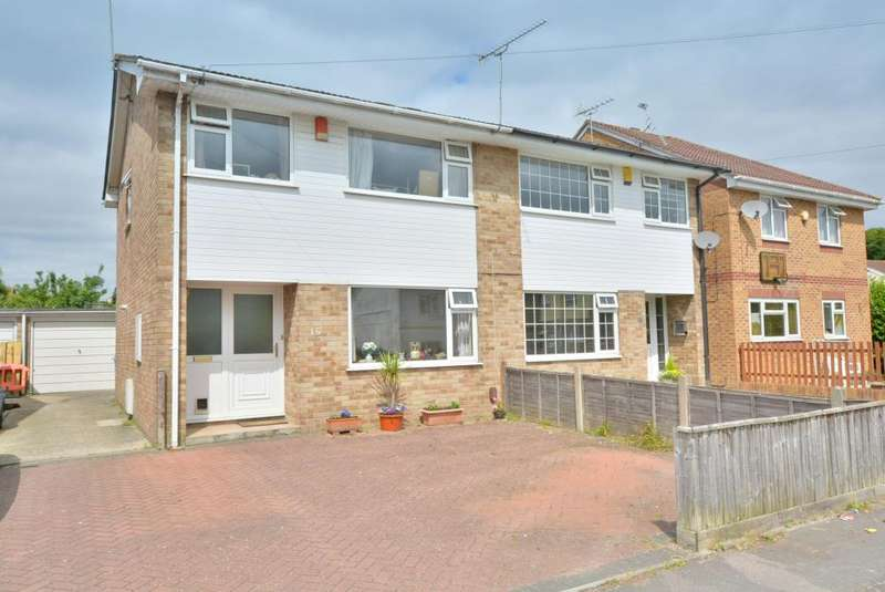 3 Bedrooms Semi Detached House for sale in Parkstone, Poole