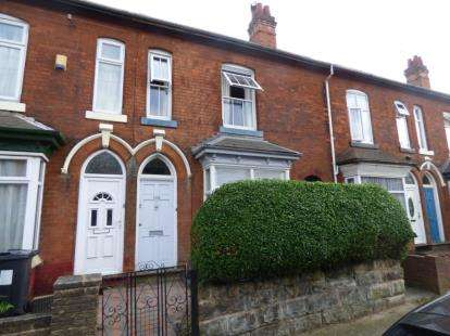 Terraced House for sale in Addison Road, Kings Heath, Birmingham, West Midlands