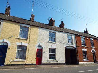 2 Bedrooms Terraced House for sale in Bridport, Dorset