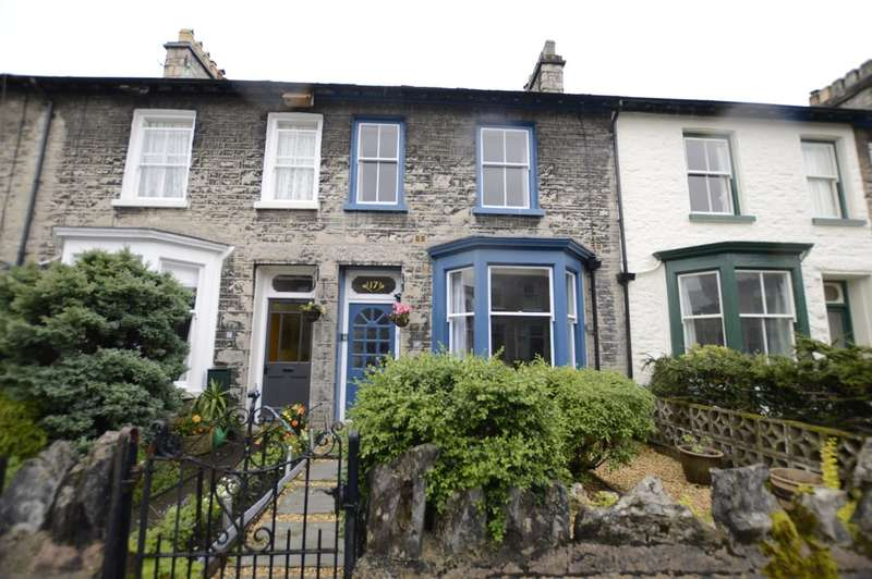 2 Bedrooms Terraced House for sale in Mint Street, Kendal
