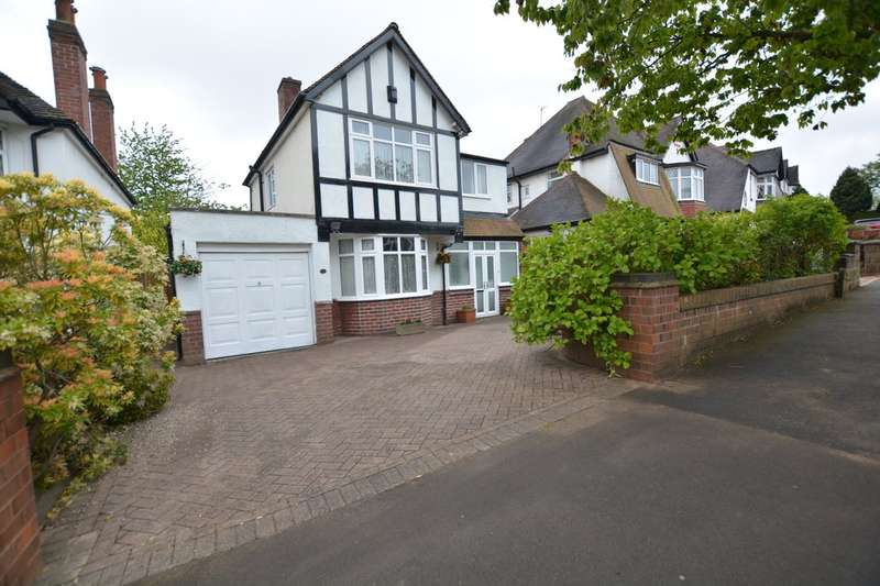 4 Bedrooms Detached House for sale in Knightlow Road, Harborne