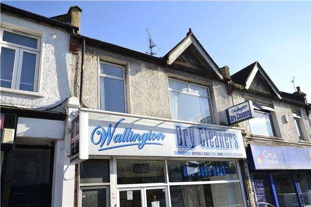 1 Bedroom Maisonette Flat for sale in Stafford Road, WALLINGTON, Surrey, SM6 9BT