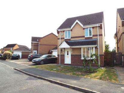 3 Bedrooms Detached House for sale in Soham, Ely, Cambridgeshire