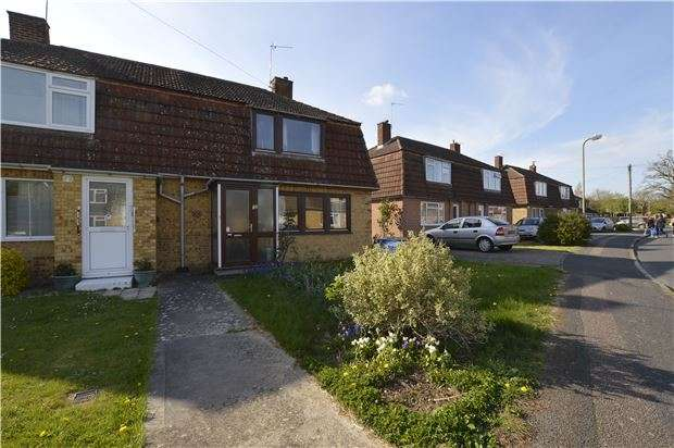 3 Bedrooms Semi Detached House for sale in Compton Drive, ABINGDON, Oxfordshire, OX14 2DF