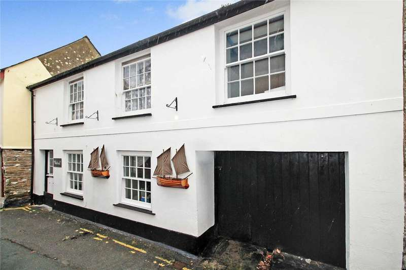 3 Bedrooms Cottage House for sale in Church Street, West Looe