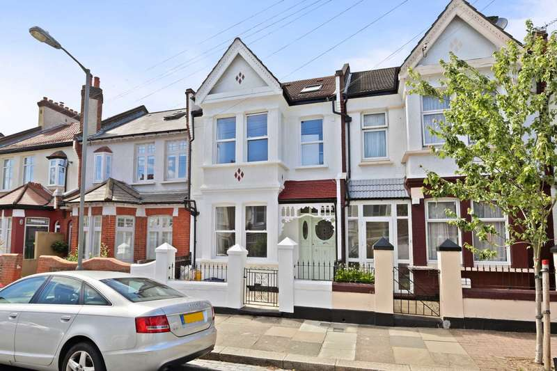 4 Bedrooms House for sale in Ribblesdale Road, Furzedown, SW16 6SR