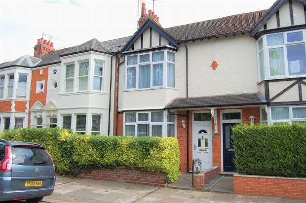 3 Bedrooms Terraced House for sale in Ardington Road, Abington, Northampton NN1 5LP