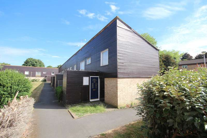 1 Bedroom Maisonette Flat for sale in Evedon, Bracknell